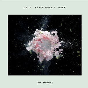 Zedd, Maren Morris - The Middle piano sheet music