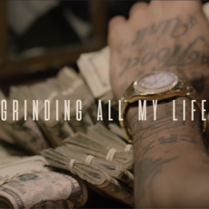 Nipsey Hussle - Grinding All My Life sheet music for piano