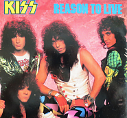 Kiss - Reason To Live piano sheet music