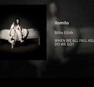 Billie Eilish - ilomilo piano sheet music