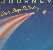 Journey - Don't Stop Believing piano sheet music