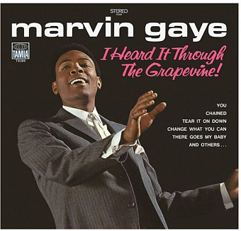 Marvin Gaye - I Heard It Through the Grapevine piano sheet music