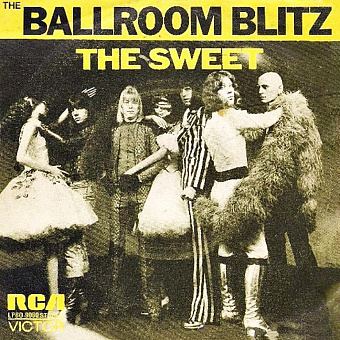 Sweet - The Ballroom Blitz piano sheet music