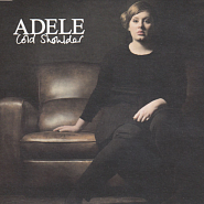 Adele - Cold shoulder piano sheet music