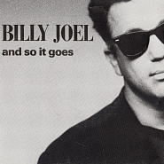 Billy Joel - And So It Goes piano sheet music