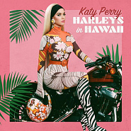 Katy Perry - Harleys in Hawaii piano sheet music