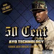 50 Cent and etc - Ayo Technology piano sheet music