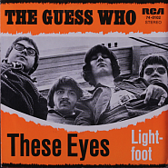 The Guess Who - These Eyes piano sheet music