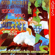 Astor Piazzolla - Histoire du Tango - Nightclub 1960 piano sheet music