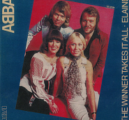 ABBA - The Winner Takes It All piano sheet music