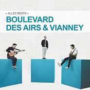 Boulevard des airs and etc - Allez reste piano sheet music