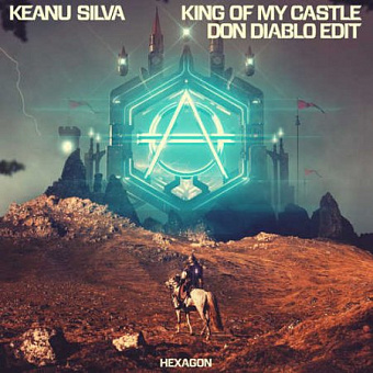 Don Diablo, Keanu Silva - King Of My Castle (Don Diablo Edit) piano sheet music