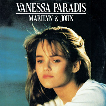 Vanessa Paradis - Marilyn Et John piano sheet music