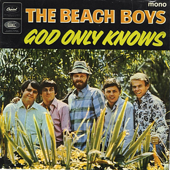 The Beach Boys - God Only Knows piano sheet music