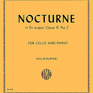 Frederic Chopin - Nocturne E Flat Major Op.9 No.2 piano sheet music