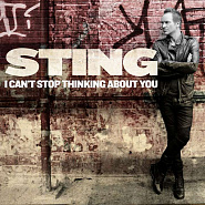 Sting - I Can't Stop Thinking About You piano sheet music