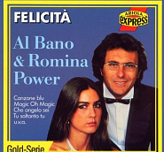 Al Bano & Romina Power - Felicita piano sheet music
