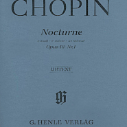Frederic Chopin - Nocturne (C minor), op.48 No. 1 piano sheet music