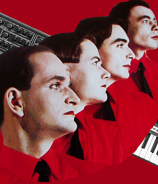 Kraftwerk - piano sheet music at Note-store com