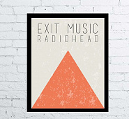 Radiohead - Exit Music (For A Film) piano sheet music