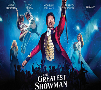 The Greatest Showman Ensemble, Hugh Jackman - From Now on piano sheet music