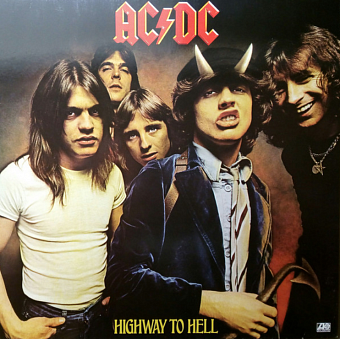 AC/DC - Highway to Hell piano sheet music