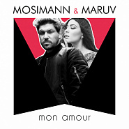 MARUV and etc - Mon amour piano sheet music