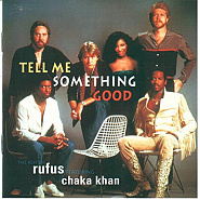 Rufus and etc - Tell Me Something Good piano sheet music
