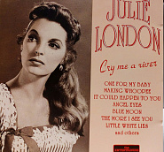 Julie London - Cry Me a River piano sheet music