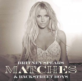 Britney Spears, Backstreet Boys - Matches piano sheet music