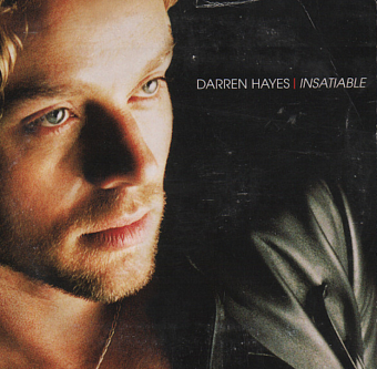 Darren Hayes - Insatiable piano sheet music
