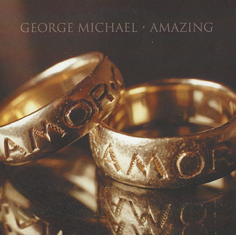 George Michael - Amazing piano sheet music