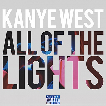 Kanye West, Rihanna, Kid Cudi - All of the Lights piano sheet music