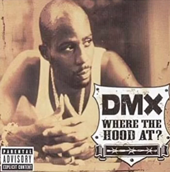DMX - Where the Hood At piano sheet music