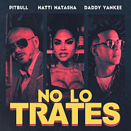 Pitbull and etc - No Lo Trates piano sheet music