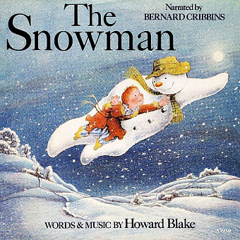 Peter Auty - Walking in the Air (from The Snowman) piano sheet music