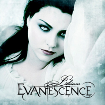 Evanescence - Lithium piano sheet music