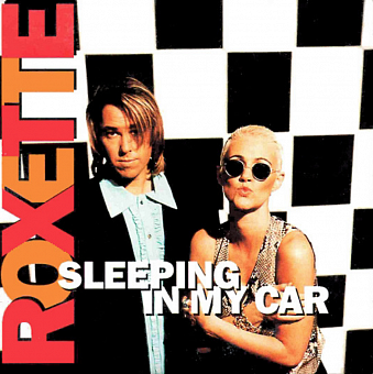 Roxette - Sleeping In My Car piano sheet music