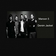 Maroon 5 - Denim Jacket piano sheet music