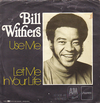 Bill Withers - Use Me piano sheet music