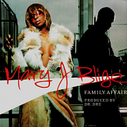 Mary J. Blige - Family Affair piano sheet music