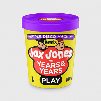 Jax Jones, Years & Years - Play piano sheet music