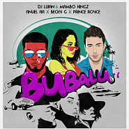 Anuel AA and etc - Bubalu piano sheet music