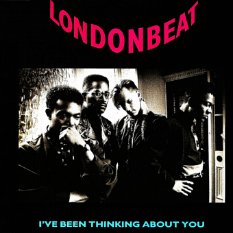 Londonbeat - I've Been Thinking About You piano sheet music
