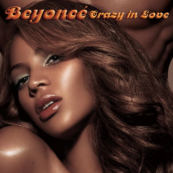 Beyonce - Crazy in Love piano sheet music