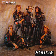 Scorpions - Holiday piano sheet music