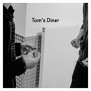 AnnenMayKantereit and etc - Tom's Diner piano sheet music