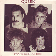 Queen - I Want To Break Free piano sheet music