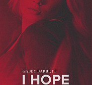 Gabby Barrett - I Hope piano sheet music