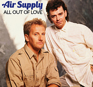 Air Supply - All Out of Love piano sheet music